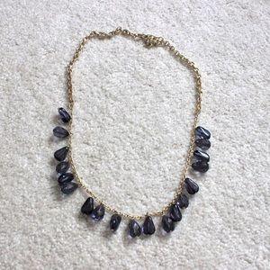 Banana Republic gold necklace